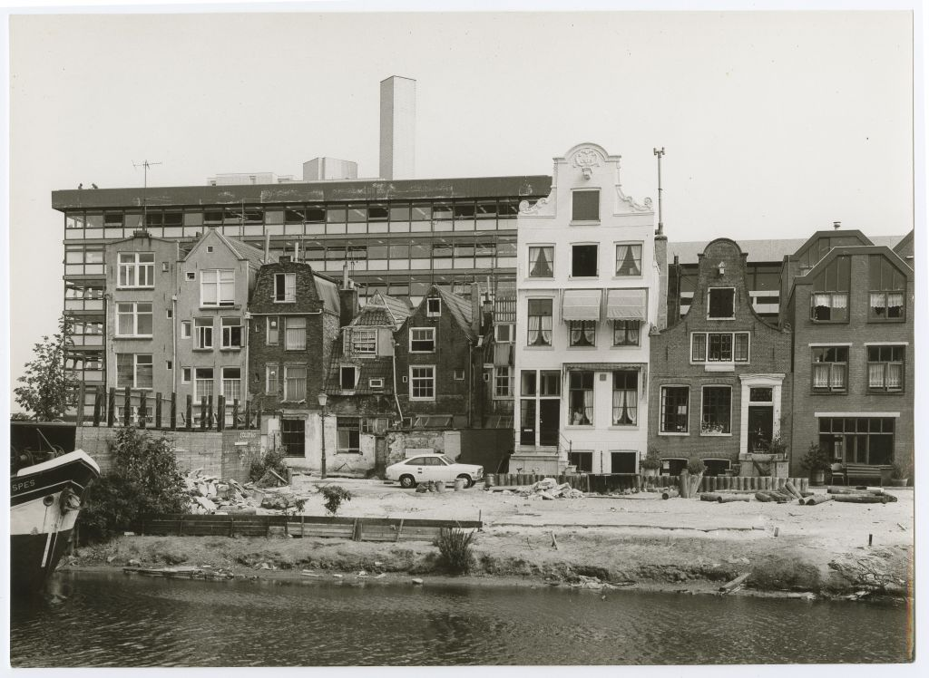 Bickerseiland, Amsterdam. Photo from the archive of Paul de Ley. Collection Het Nieuwe Instituut, LEYP f20